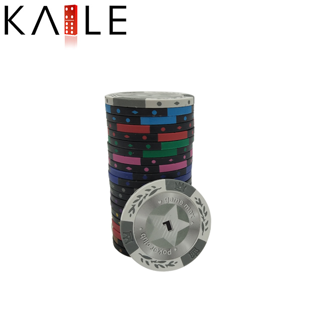 Goedkope Custom 14g Plastic Poker Chips
