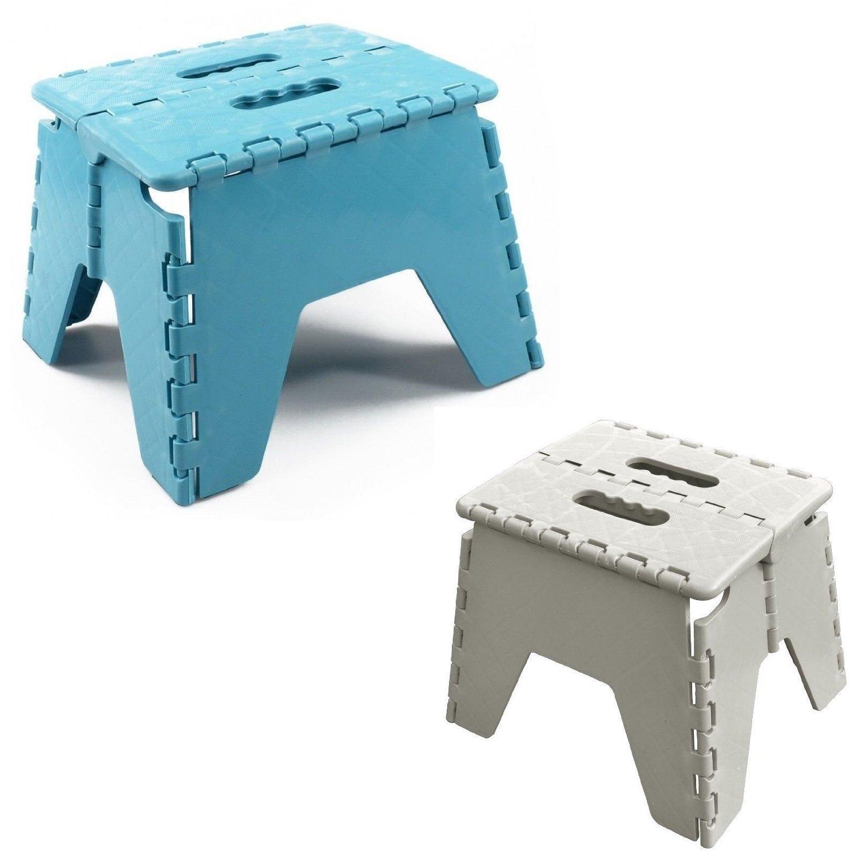 Buy Cute Portable Folding Foldable Step Stool Seat Multi