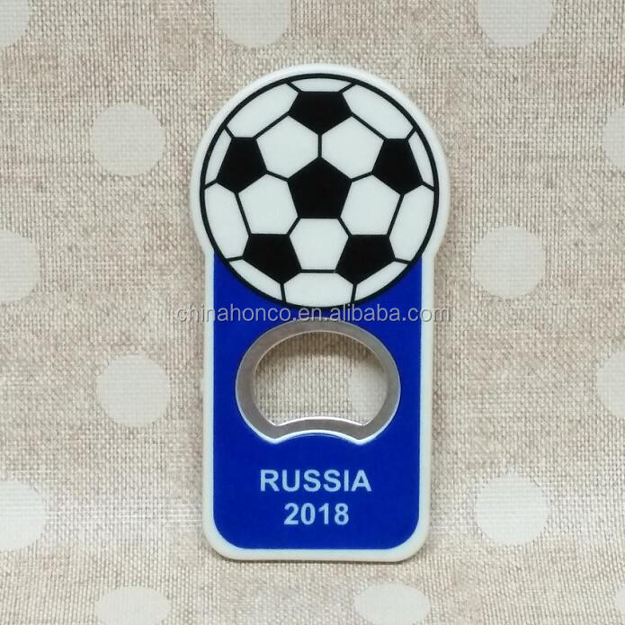 WM 2018 Russia soccer bottle opener russian football beer opener