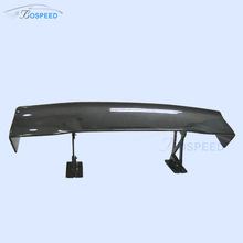 Universal GT Wing Carbon Fiber Rear Spoiler For Sedan Cars