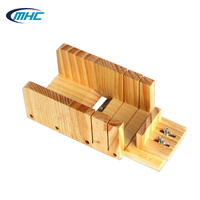 Wholesale High Quality Handmade Soap Wooden Soap Cutter Mold