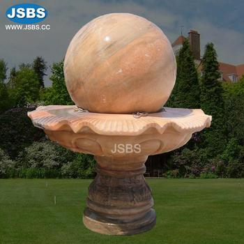 Small Home Decor Rolling Sphere Water Fountain