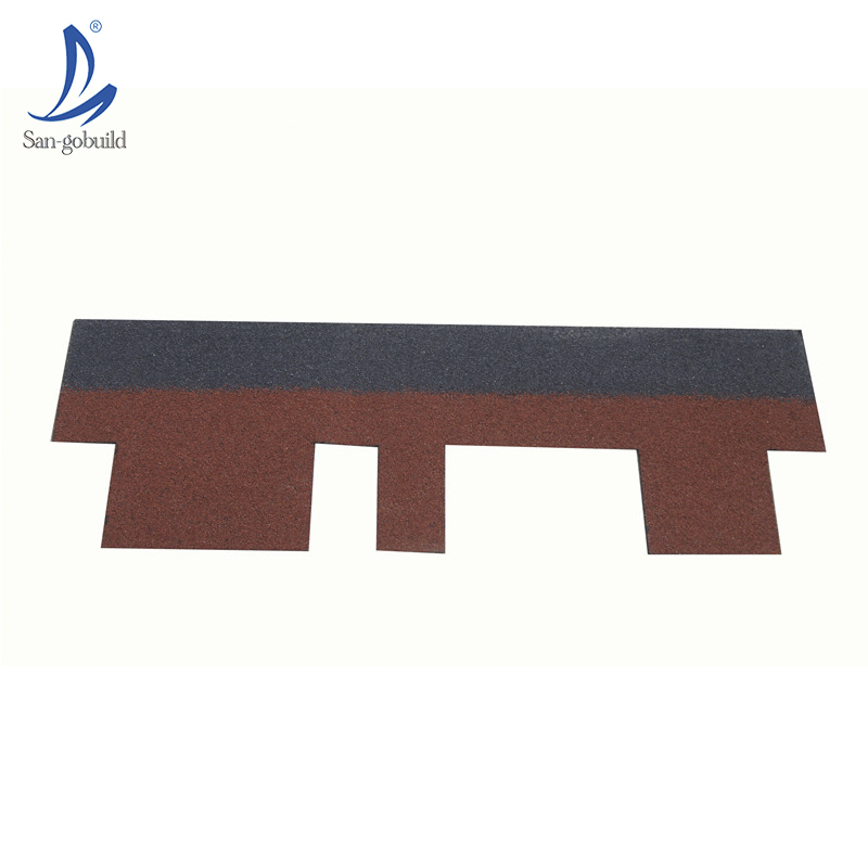 Factory direct shingle roofing material, asphalt shingles roofing in Chile