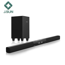 hot selling 5.1 TV sound bars wireless subwoofer with bluetooth