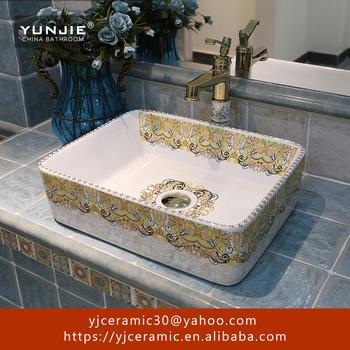 jingdezhen ceramic decals kitchen bathroom sink in bangladesh price rh alibaba com kitchen sink deals 1200mm composite Removable Tile Decals