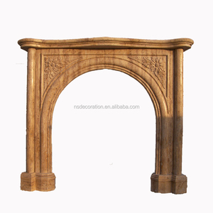 antique finished fireplace mantel antique finished fireplace mantel rh alibaba com  arched marble fireplace mantel