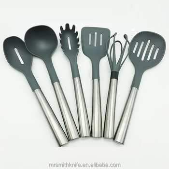 New product nylon s s handle kitchen tool buy kitchen for Innovative kitchen utensils