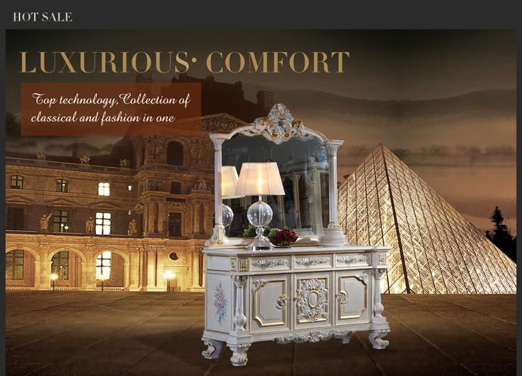 Luxury Classic Home Furniture -antique Reproduction Furniture ...