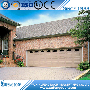 Luxury Sandwich Panel Overhead Garage Door Remote
