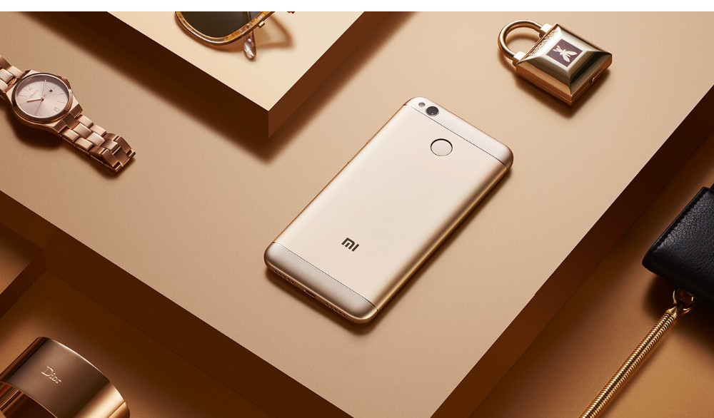 Original Xiaomi Redmi 4X 4 X 2/16G 3/32G Qualcomm Snapdragon 435 Mobile Phone 4100mAh 5.0 inch metal body