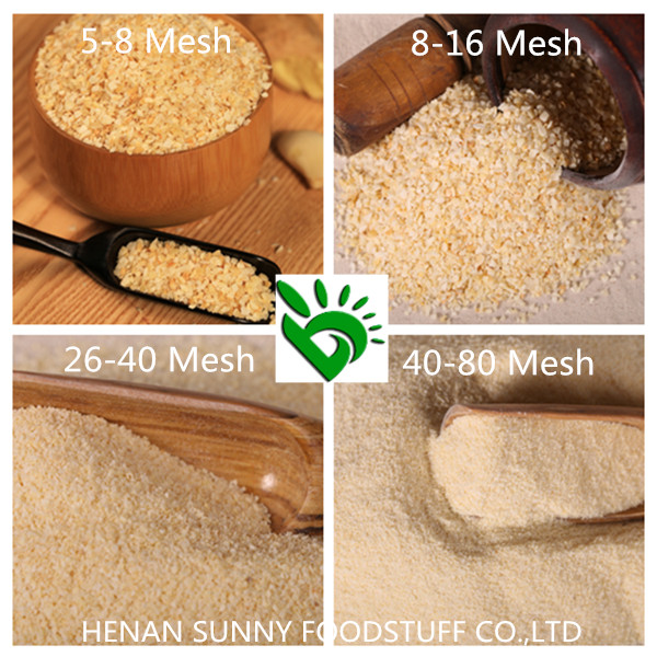 Exported Quality Dehydrated Garlic Granules