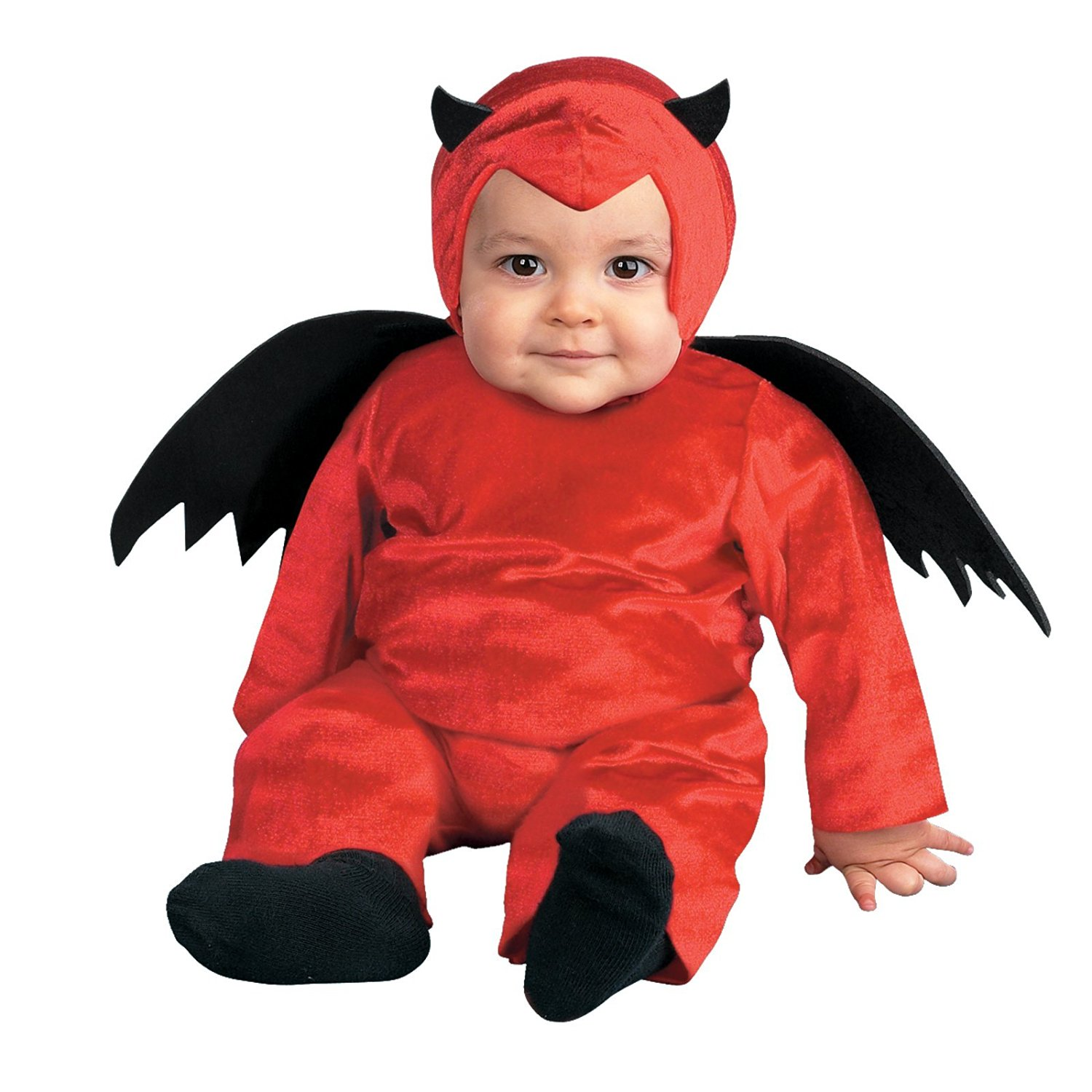 get quotations infant baby devil halloween costume 12 18 months by disguise costumes