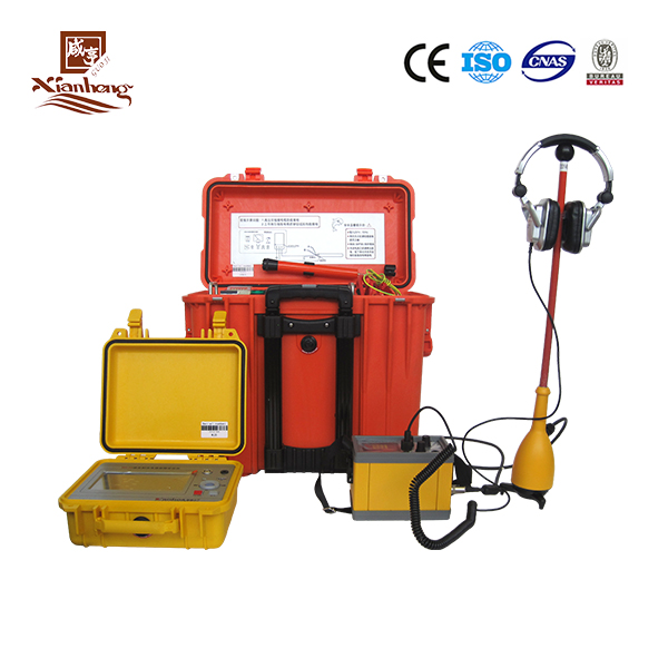 Portable Tdr Underground High Voltage Power Cable Fault Pinpoint Locator