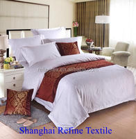 100% cottom white quilt bed cover
