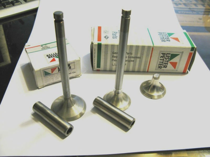 ENGINE VALVE FOR RENAULT TRUCK