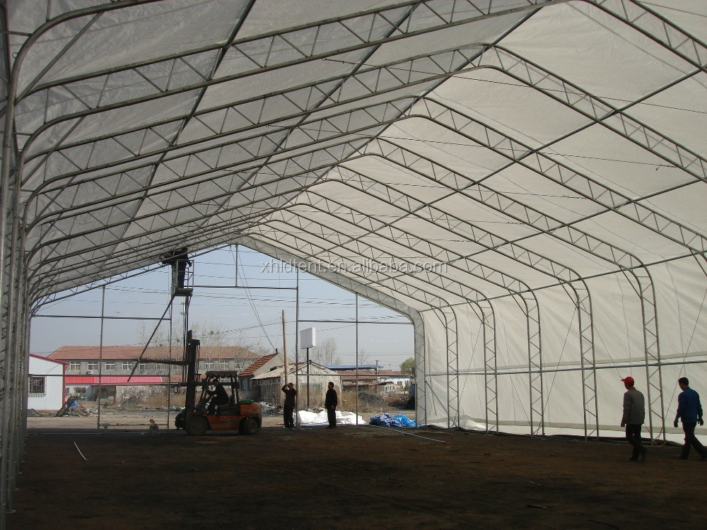 outdoor Heavy duty trussed frame PVC warehouse tent & Outdoor Heavy Duty Trussed Frame Pvc Warehouse Tent - Buy Outdoor ...