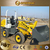 CS910 wheel loader with CE for Europe markets with snow blade