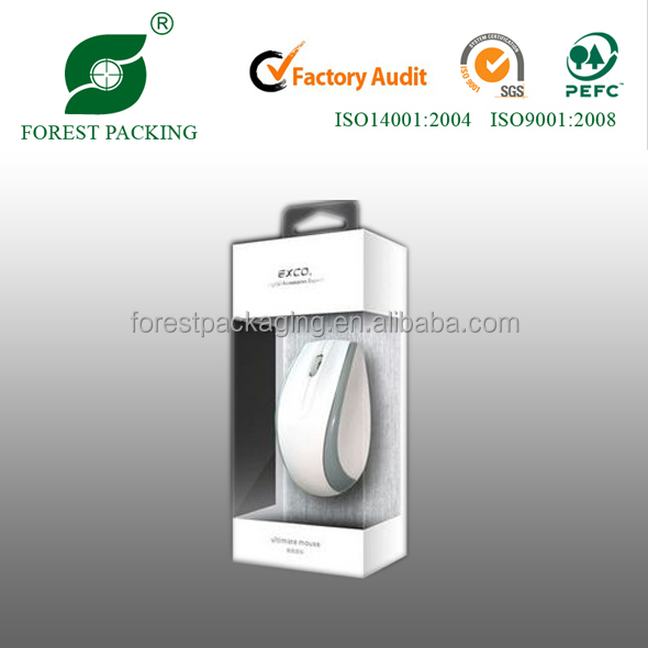 CUSTOM COMPUTER MOUSE CORRUGATED PACKING BOX FPT800898
