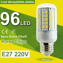 LED Corn Bulb LED E27 E14 7w~30w LED Lamp Lampada LED Bombillas LED Light Bulb Ampoule LED 220v 110v 15W 5730 Candle Lighting