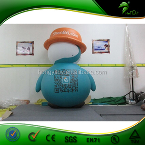 Most Popular Custom Shape Advertising Balloon / Inflatable Father Figure Model / Inflatable PVC Replica