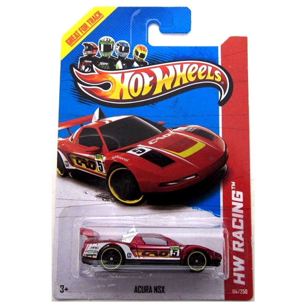 Get Quotations · Hot Wheels HW Racing Acura NSX