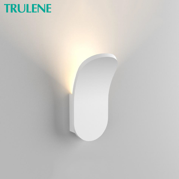 New design hotel pathway bedroom bed headboard light recessed mounted 6w 40w led wall lamps decor for home