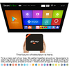 Promotional G1 Pro amlogic s905 4k 64bits quad core android smart tv box
