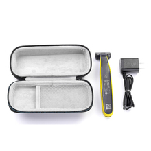 Hard Case voor <span class=keywords><strong>Philips</strong></span> Norelco OneBlade Trimmer <span class=keywords><strong>Scheerapparaat</strong></span> Case