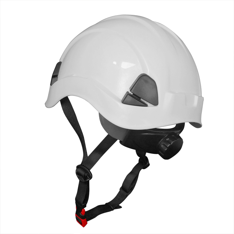 Adjustable-Construction-Ratchet-Safety-Helmet