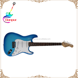 high quality custom branded electric guitars made in China