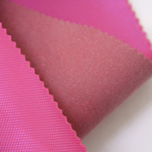 Factory price PU/PVC synthetic leather nonwoven spunlace fabric