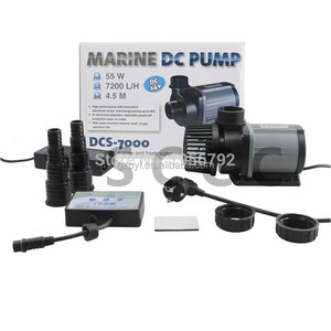 JEBAO/JECOD DCS-7000 VARIABLE FLOW DC AQUARIUM PUMP MARINE FRESHWATER CONTROLLABLE WATER PUMP.jecod PUMP