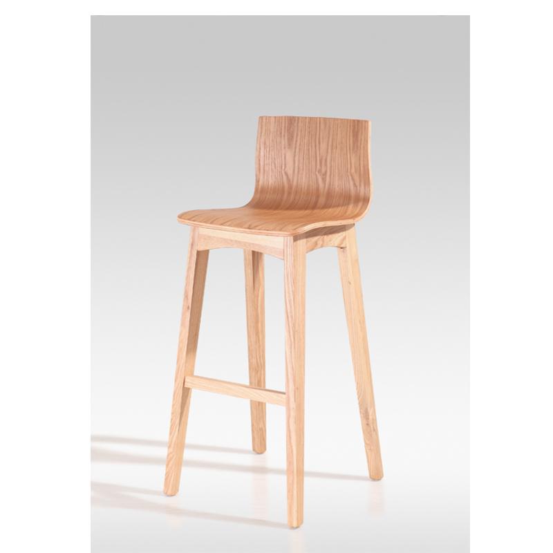 Modelos de sillas madera taburete sillas de madera curvada para la ...