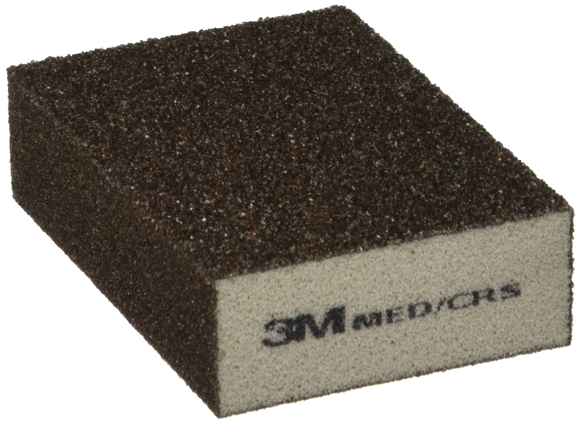 3M 19093 2.625-Inch by 3.75-Inch by 1-Inch Fine//Medium Grit Drywall Sanding Sponge 2-Pack