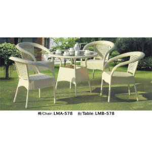 Bamboo Dining Table And Chairs For Sale