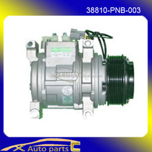 Parts of hcc ac compressor for HONDA CRV RD5 with OE:38810-PNB-003