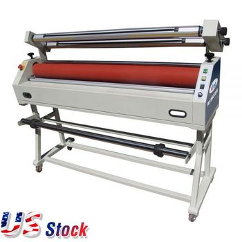 "Ving 63"" Semi-auto Master Mounting Wide Format Cold Laminator--US Warehouse"