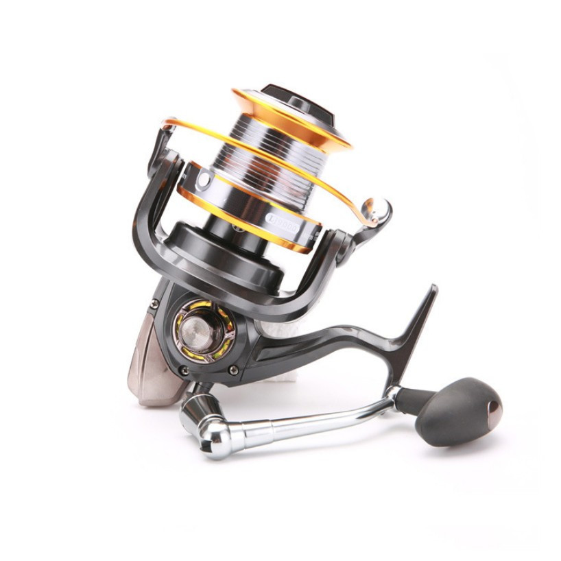 High-quality Cast Metal Spinning Reel Deep Sea Long Fishing Reels For Fishing