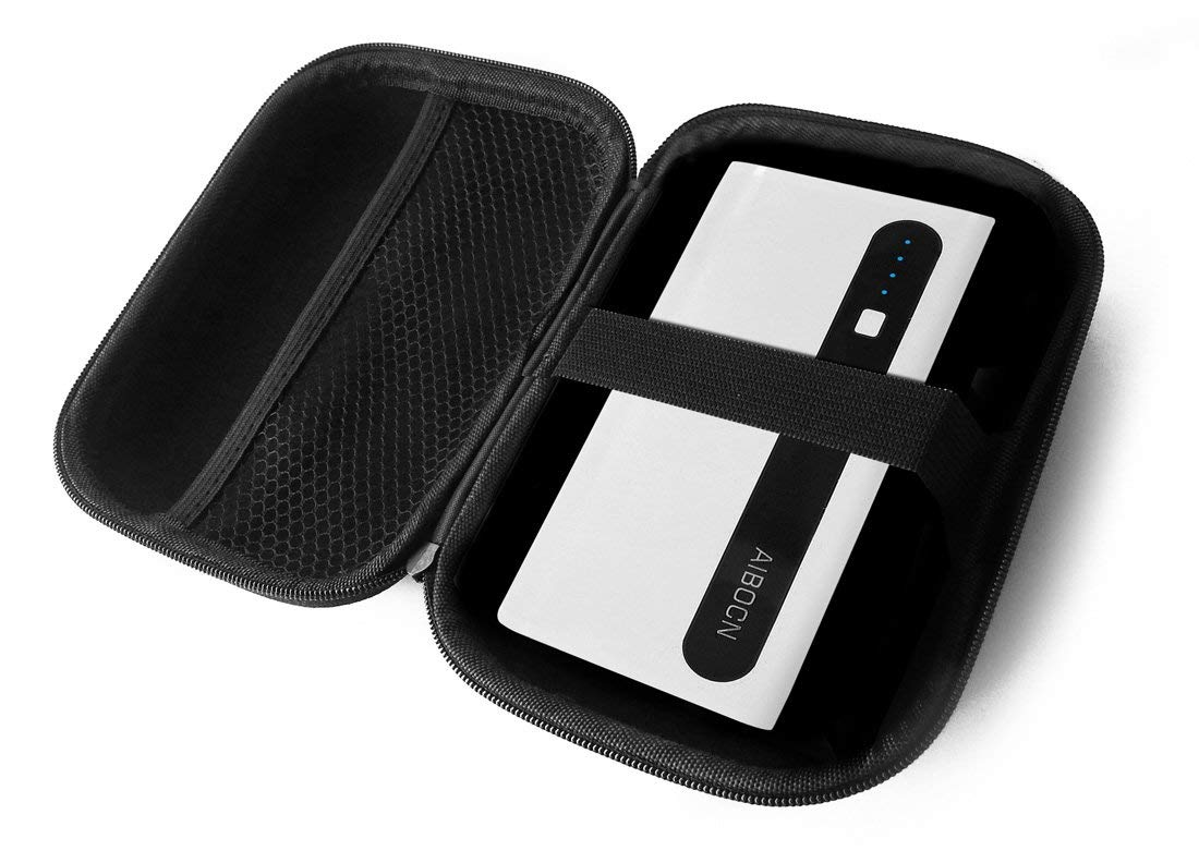 FitSand Hard Case for Aibocn Power Bank 10000mAh External Battery Charger