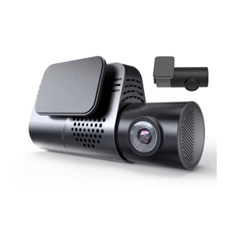 2019 newest dual lens camera car dvr super night vision 4g main dash camera