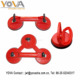 Plastic Handle Suction Glass Lifter, rubber suction cap,glass suction plate