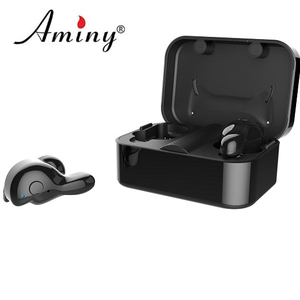 Automatic Pairing Wireless Bluetooth V5.0 Headset Stereo Headphone Sport Products Bluetooth Earbuds Apple Android