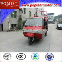 Hot Popular High Quality Cheap Cargo Enclosed Front Load Tricycle