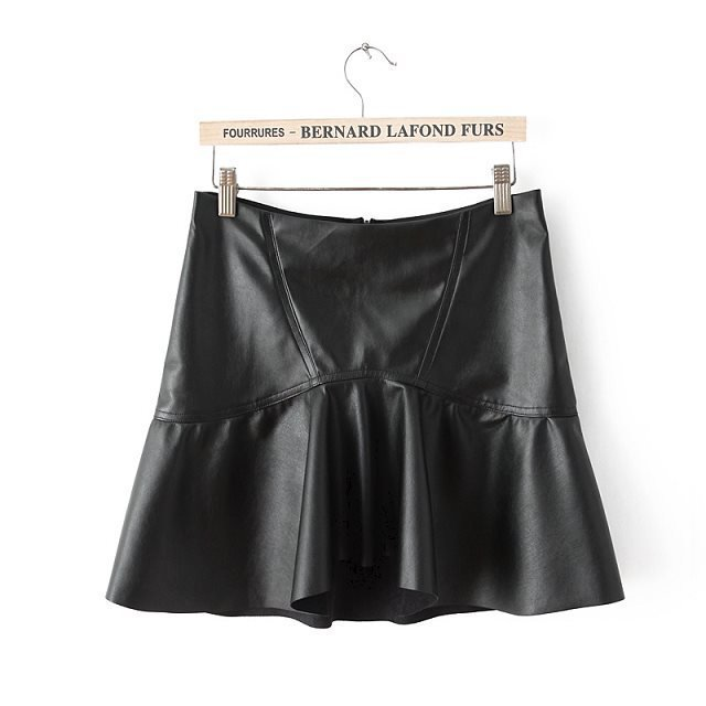 Cheap Leather Skirt Mini, find Leather Skirt Mini deals on line at ...