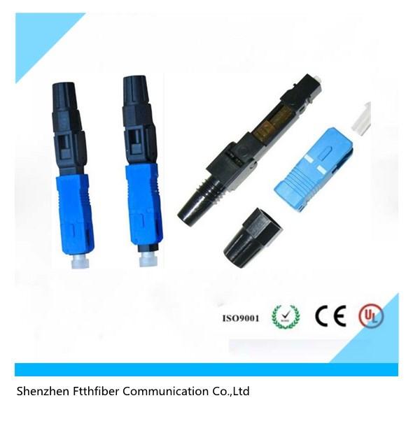 fiber optic connector assembly essay