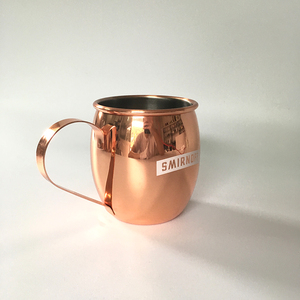 smirnoff mule copper Vodka mug