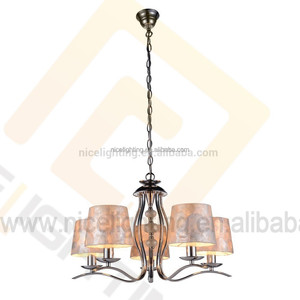 Home decor wall mounted lamp smart lighting vintage furniture chandelier