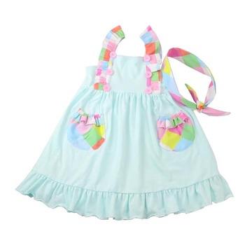 Summer New Design Newborn Baby Clothes Baby Frock Design Pictures