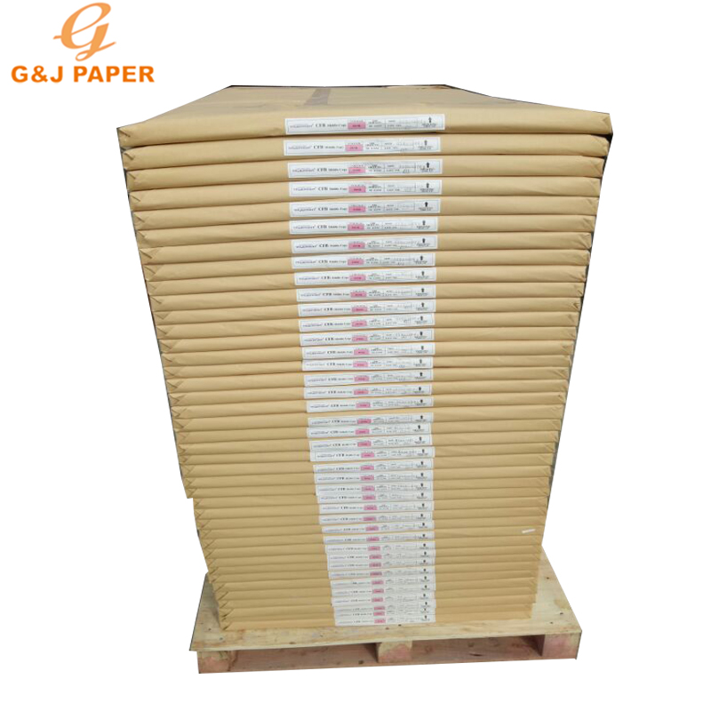 Good Quality Top Selling Blue Image Continuous Computer Paper Cheap A4 Carbonless Paper