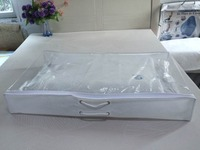 plastic bedding packing bags, duvet bags